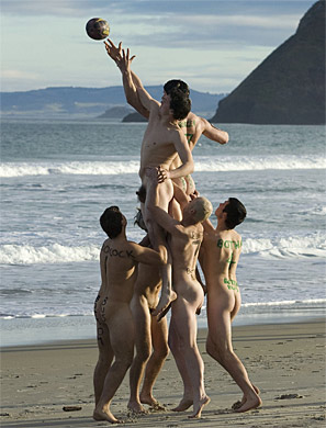 Naked Rugby