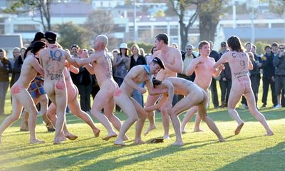Naked Rugby 2009