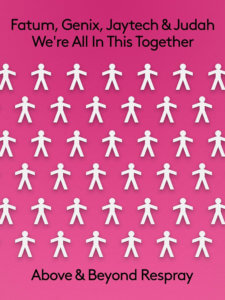 """Fatum, Genix, Jaytech and Judah """"We're All In This Together"""" (Above & Beyond Respray) Official Video"""