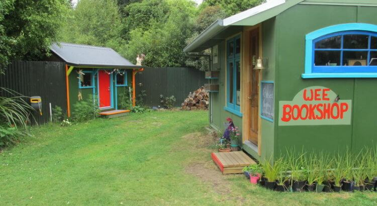 "RNZ Kim Hill: Ruth Shaw – Manapouri's ""Two Wee Bookshops"""
